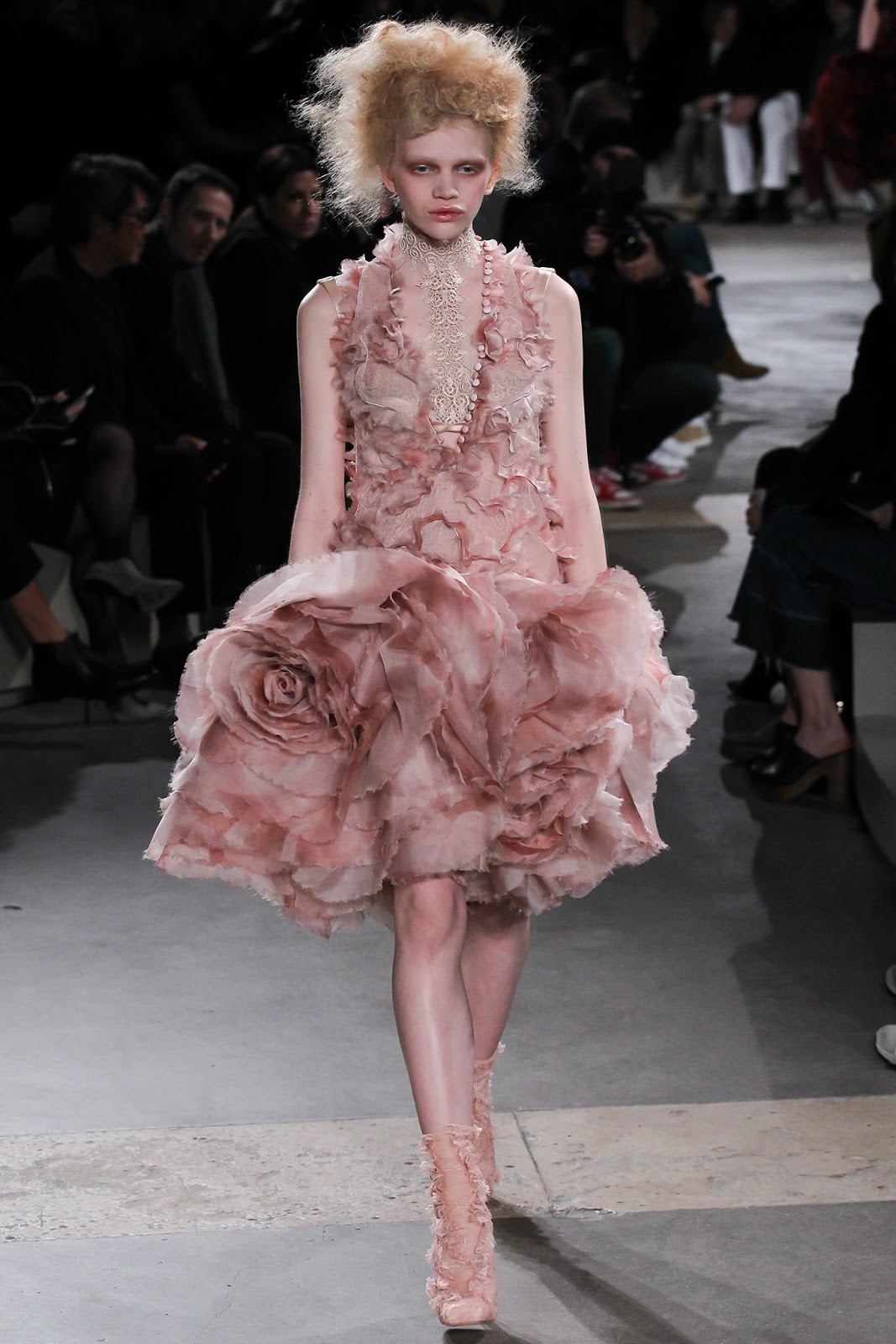 alexander mcqueen F/W 2015.16 paris | visual optimism ...