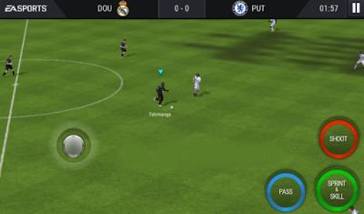 FIFA Mobile Football v1.0.1 Apk Versi Terbaru For Android