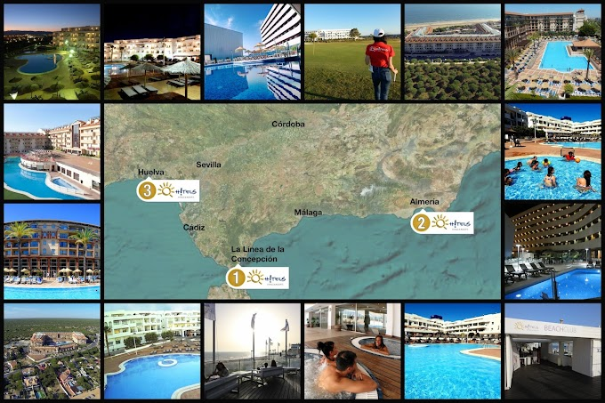 Disfruta de Andalucía en los hoteles Ohtels Hotels & Resorts
