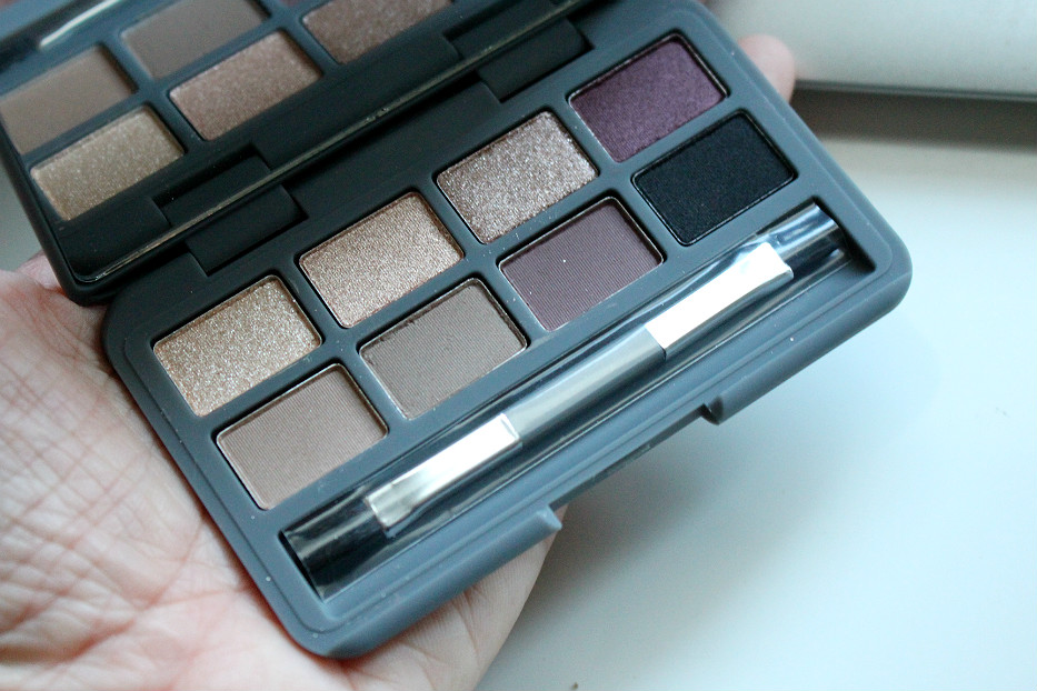 Stowaway Cosmetics The Essential Eye Palette