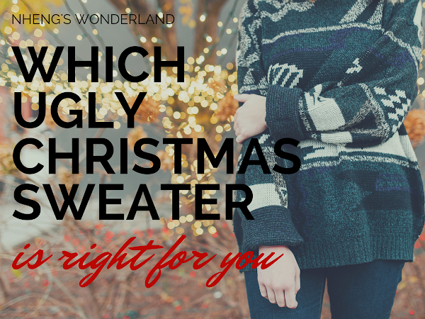 Which Ugly Christmas Sweater Is Right For You?