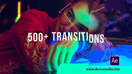 Transitions Free Download After Effects Templat