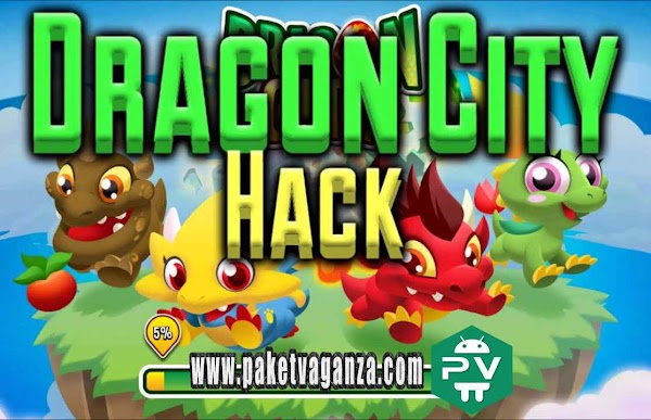 Dragon City v9.0.1 Mod Apk Unlimited Money & Gems Terbaru 2019