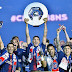 PSG captain, Thiago Silva confirms his team has been crowned champions of France