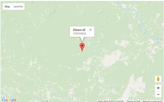 Example Geolocation HTML 5 Google Map