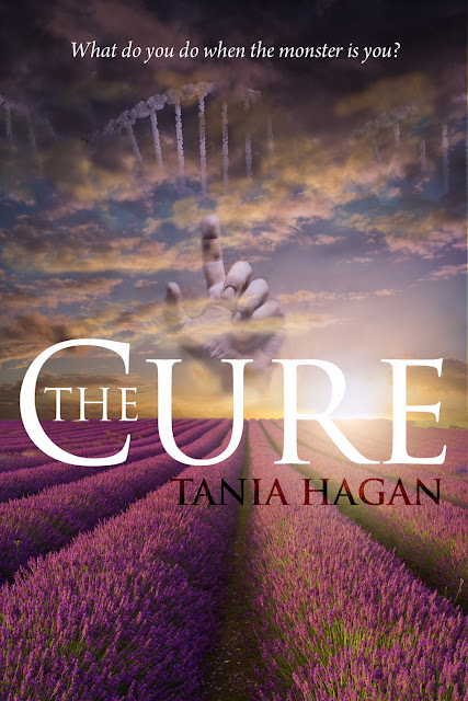 New Release The Cure by Tania Hagan