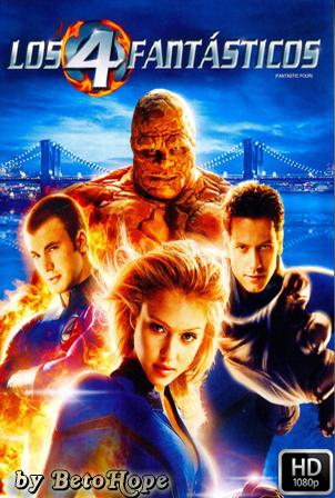 Los 4 Fantasticos (2005) [1080p] [Latino-Ingles] [MEGA]