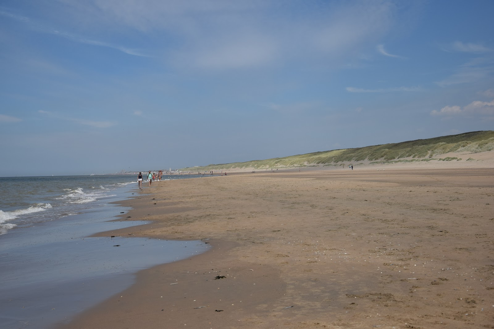 Katwijk plaża