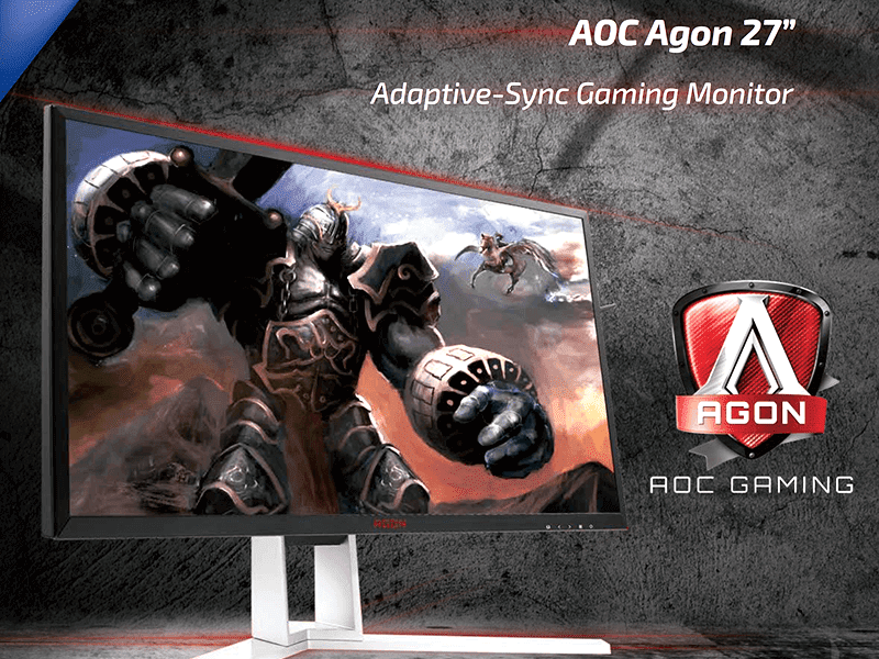 Get An MSI Gaming Keyboard With Your Purchase Of AGON AOC Gaming Monitor!