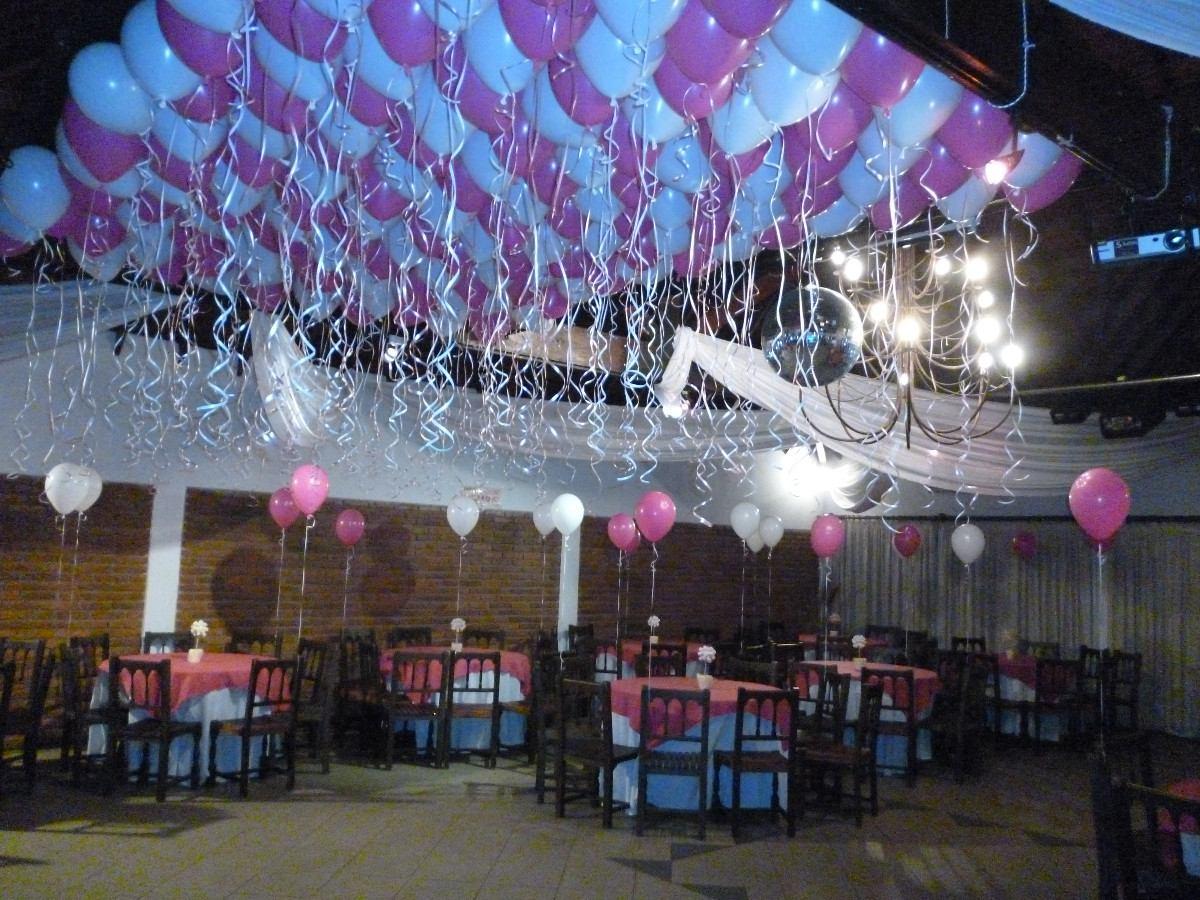Dise os e im genes decoraciones con globos for Figuras en el techo