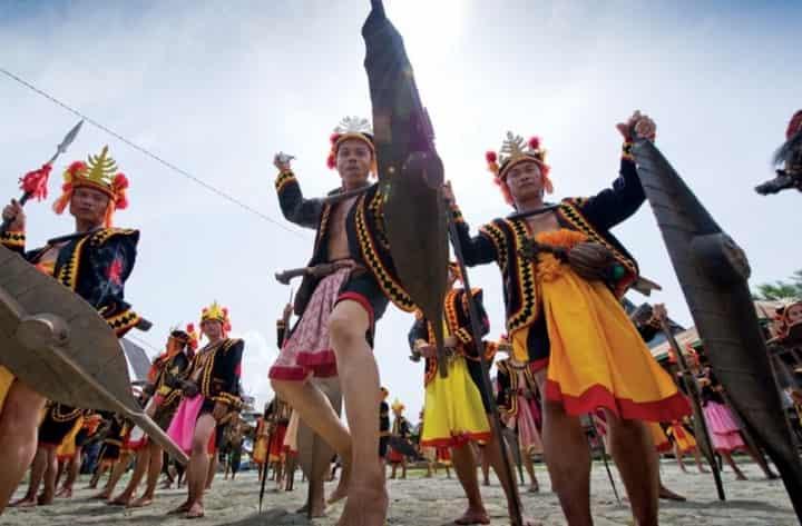 Festival Bawomataluo – Nias