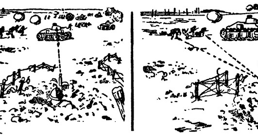 Tank Archives: Red Army Infantry Manual on Tanks