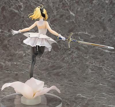 "Saber / Altria Pendragon (Lily) 1/7 de ""Fate/Grand Order"" - Aquamarine"