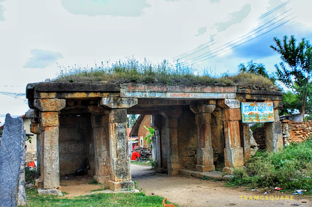 Nuggehalli Fort
