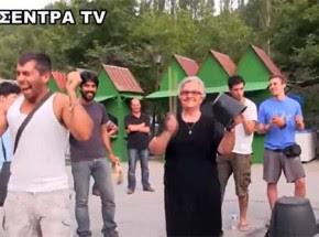 Η super γιαγιά που ξεκίνησε το River Party
