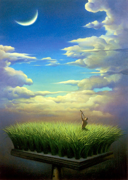 11-vladimir Kush' Metaphorical Art View Thread Adlandpro Community