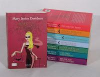 Weiblich, ledig, untot: Die Betsy Taylor Reihe von Mary J. Davidson