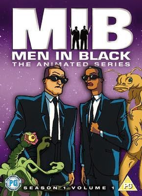 MIB Homens de Preto A Série Animada