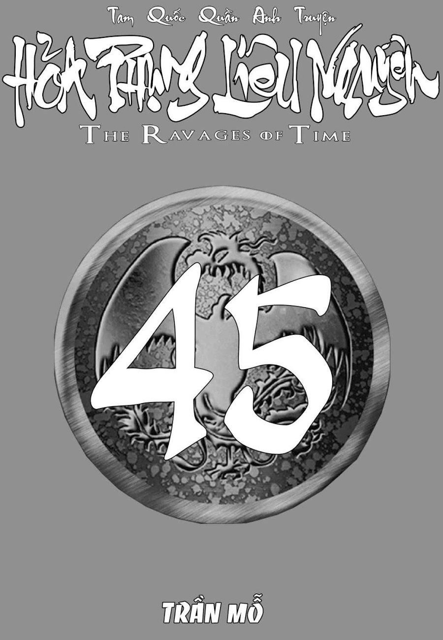Hỏa phụng liêu nguyên Chương 357: Kẻ thưởng hoa [Remake] trang 1