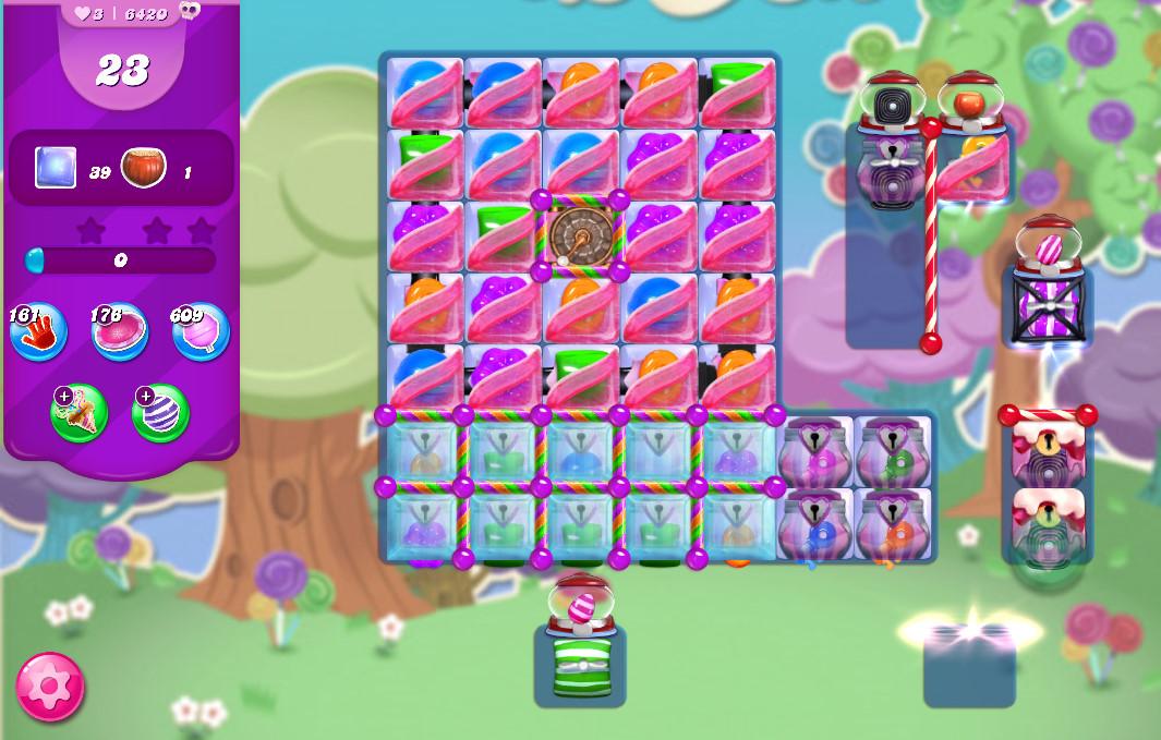 Candy Crush Saga level 6420