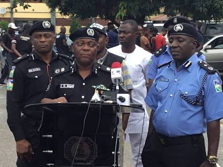 Lagos Police Sack 8 Officers, Discipline 108