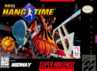 NBA Hang Time (BR) [ SNES ]