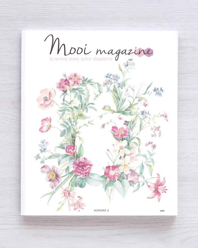 La portada de la Mooi 02 por Verónica Algaba