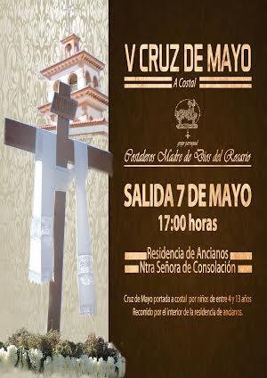 V Salida de la Cruz de Mayo