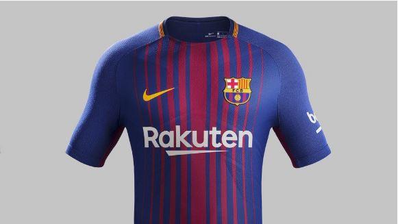 Barcelona Rilis Jersey Baru