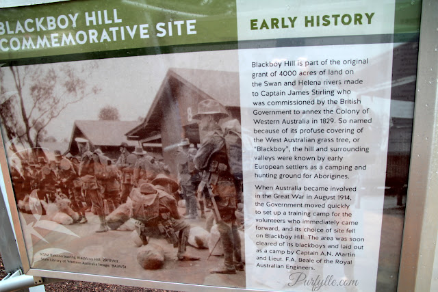 Black Boy Hill History