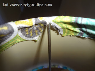 how to recover lamp shades
