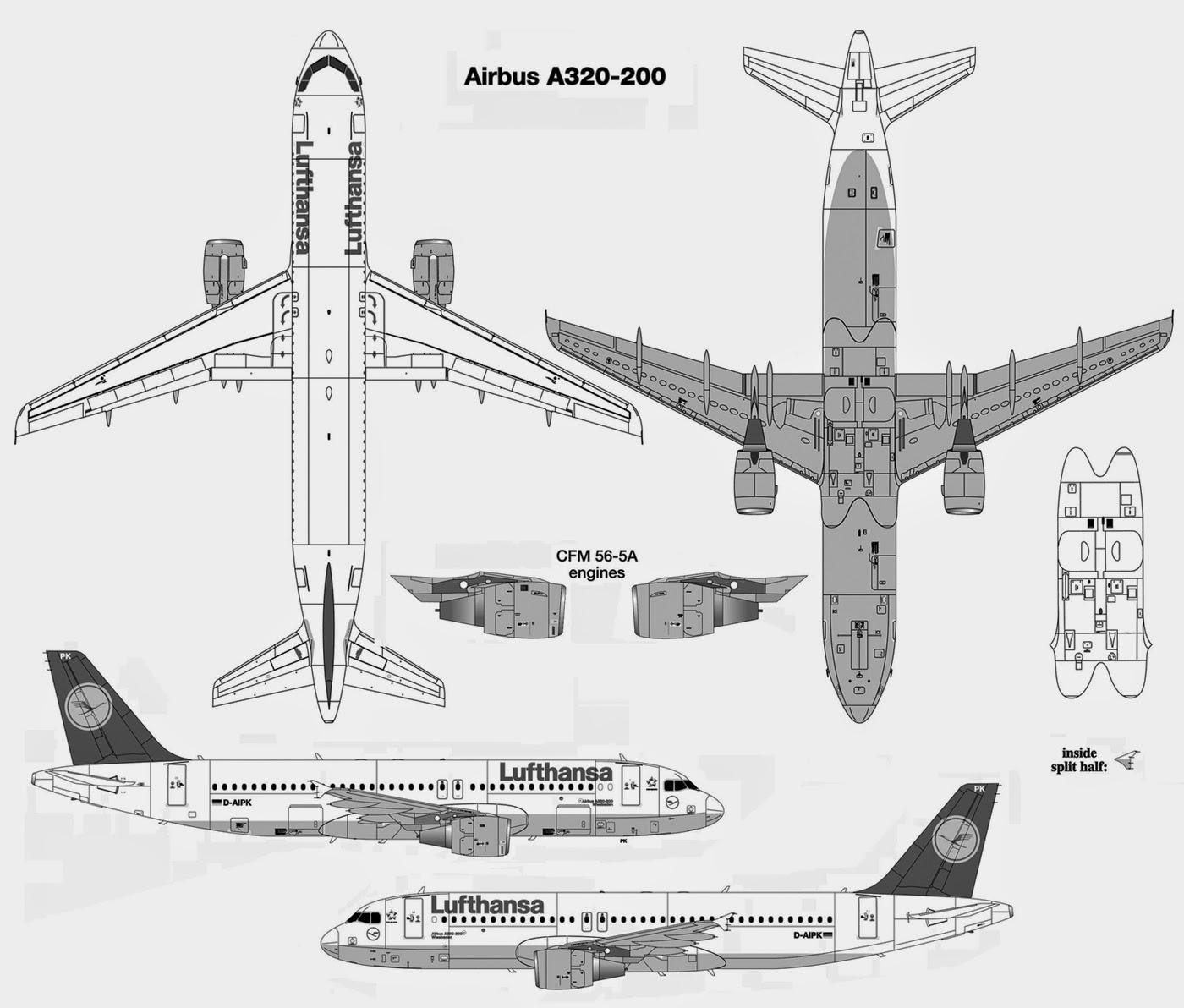 Szextant Blog: 50.) A380 Cockpit (Pilótafülke) and