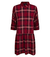 http://www.newlook.com/row/womens/clothing/dresses/red-check-drop-waist-shirt-dress/p/550444269?comp=Browse