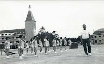 Foto antigua del Liceo de Da Lat