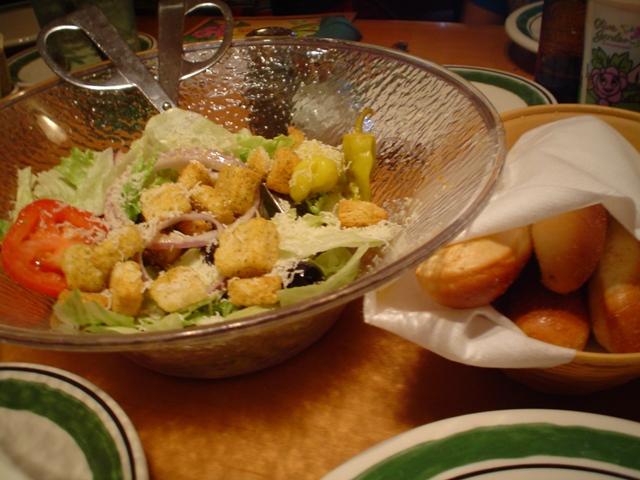 Olive Garden Salad Recipe Food Network