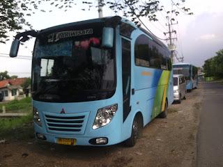 Tarif Bus Pariwisata PO. Bozz Moeda Surabaya