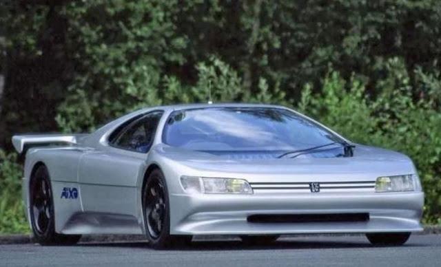 Peugeot Oxia Prototype
