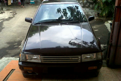 Eksterior Mazda 323 Elite dan Trendy Hatchback