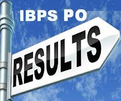 ibps po main result check online 2019
