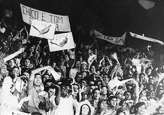 VI Festival da Canção (Rio de Janeiro, 8 de outubro de 1968). Fonte: Correio da Manhã