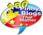 Top 100 Pinoy Blogs - January 2013
