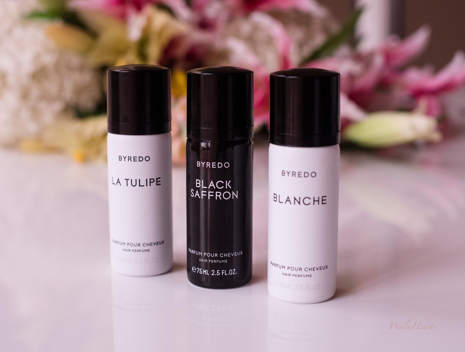 4a152e764 Byredo Hair Perfumes | WalaHearts | Bloglovin'