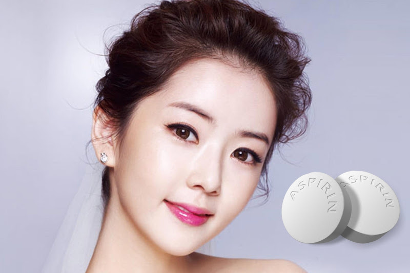 Cara Menggunakan Aspirin Untuk Kulit dan Rambut Cantik