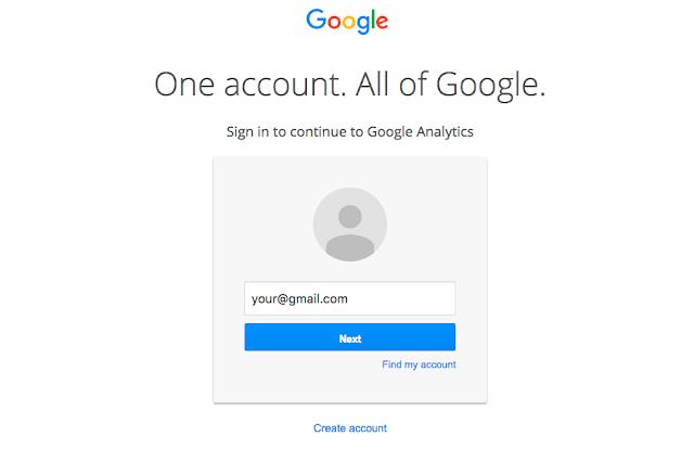 cara daftar akun google analytics - #IRVANGEN