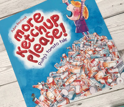 More Ketchup Please book cover