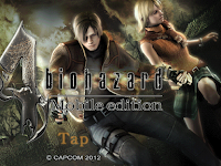 Download Game Resident Evil 4 Untuk Android