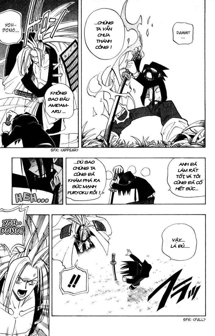 Shaman King [Vua pháp thuật] chap 31 trang 6