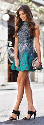 vestidos para usar durante o ano