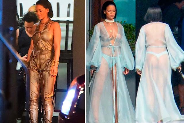 Dame más, Rihanna, dame más!!!