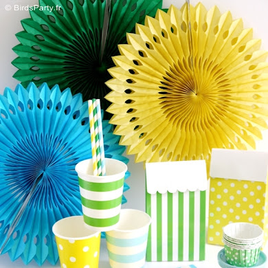 Shop our Party Supplies & Printable Decoration in Europe